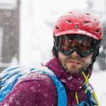 myoko seki onsen skier