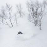 myoko seki onsen powder