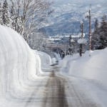 myoko road snow