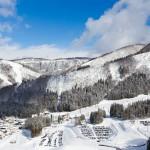 nozawa onsen ski mountain