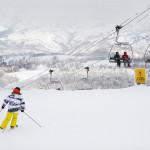nozawa onsen skiing slopes