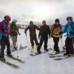 nozawa onsen skier group