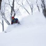 nozawa onsen off piste powder