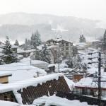 nozawa onsen village town