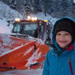 saalbach spielberghaus snow cat trip