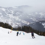 saalbach slopes
