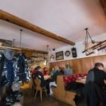 saalbach ski restaurant