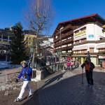 saalbach alppikylä keskusta