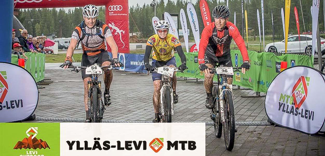 Ylläs Levi MTB