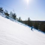 myllymäki joutseno skier