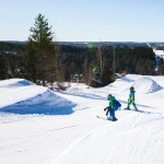 myllymäki joutseno snow park