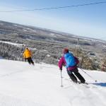 salla skiing