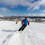 salla downhill skiing