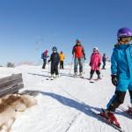 salla hiihtokeskus perheille