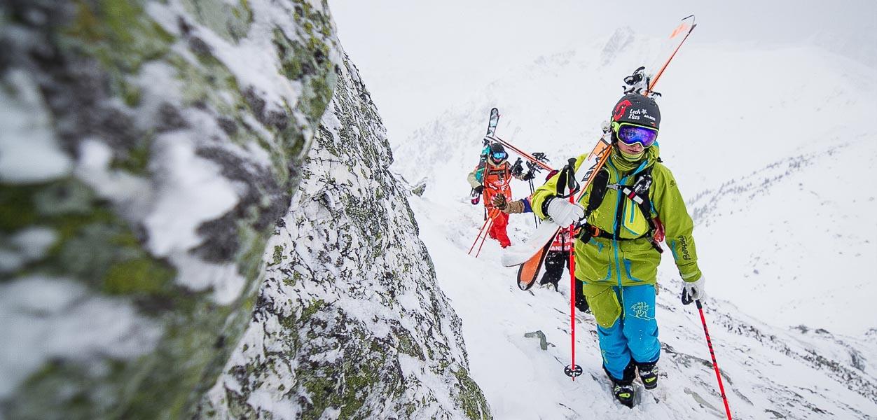 Swatch Freeride World Tour Fieberbrunn Kitzbüheler Alpen 2015