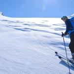 Hemavan Tärnäby ski touring