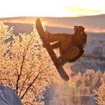 Hemavan Tärnäby lumilautailu