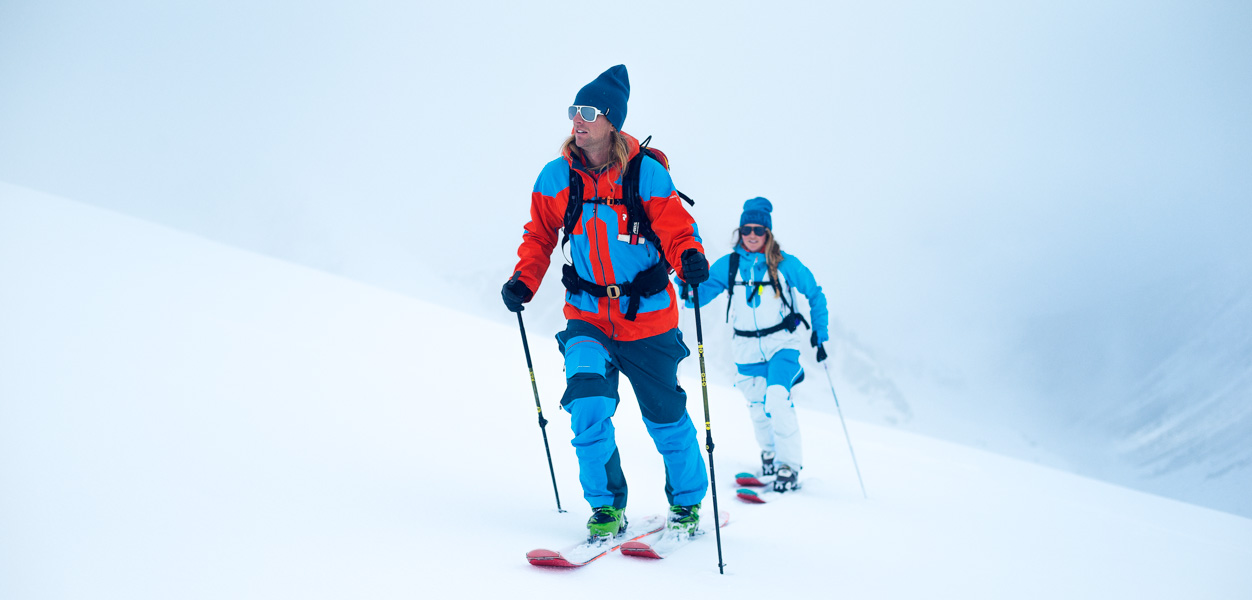 Peak Performance Outerwear Blackcomb Mt.