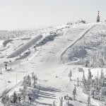 ruka hiihtokeskus ski center