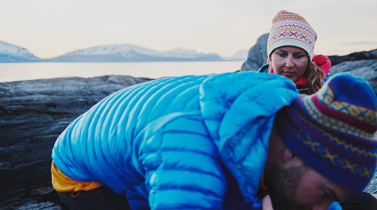 haglöfs makuupussi kokemuksia