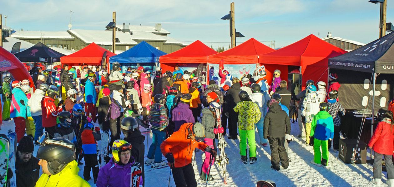 Haglöfs Suomi Slalom tapahtumakiertue 2016