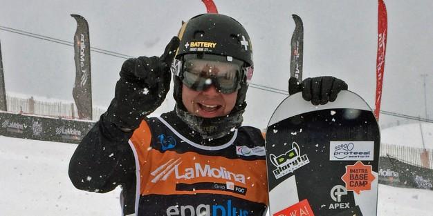 Matti Suur-Hamari on haaveillut X Games- kisoista pikkupojasta lähtien.