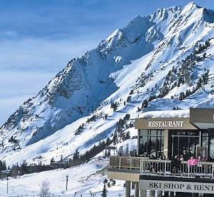 Alta - hiihtokeskus. Kuva: Alta Ski Area