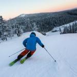 ruka skiing