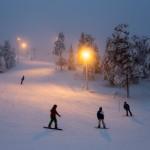 ruka snowboarding