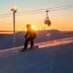 ruka snowboard