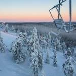 ruka ski lifts