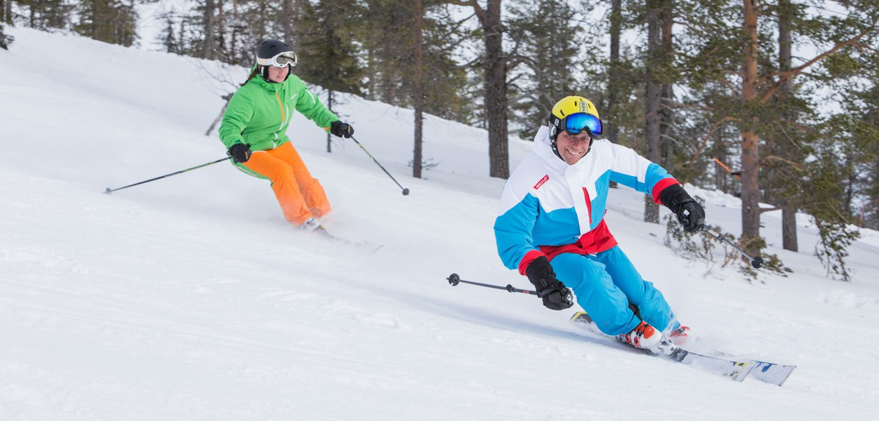 Levi Ski Resort. Photo: Teemu Moisio