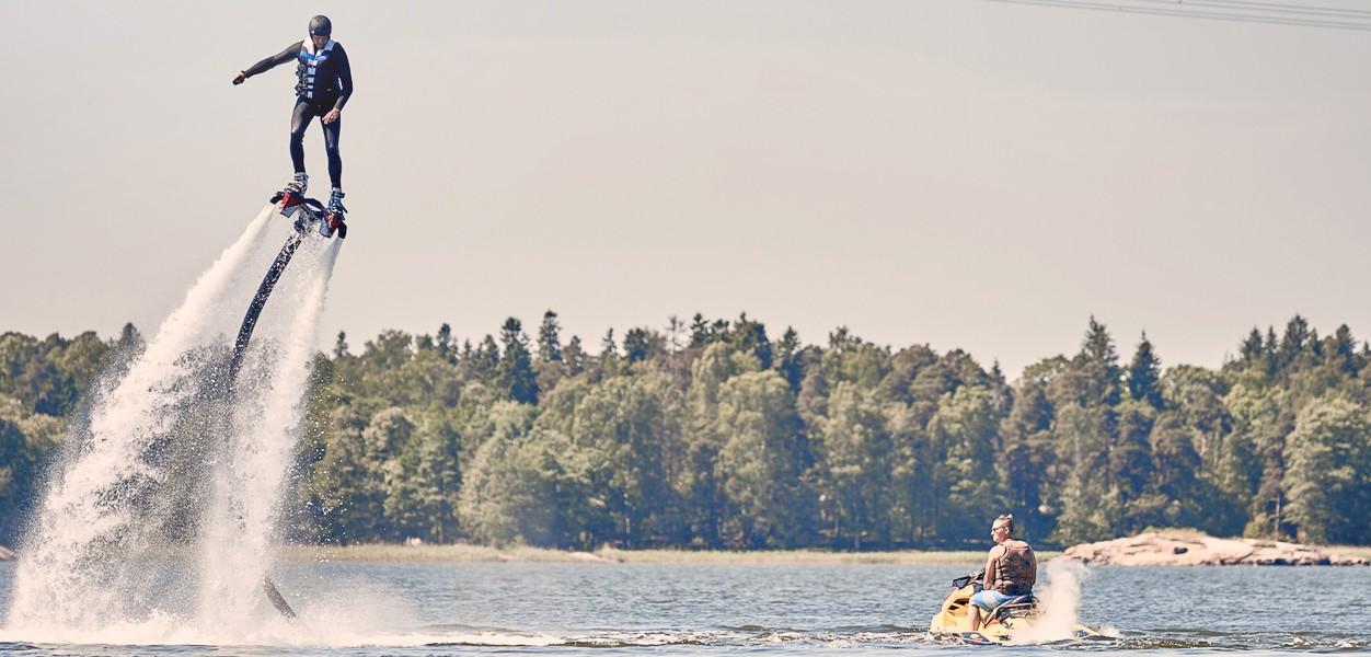 Flyboard_Helsinki