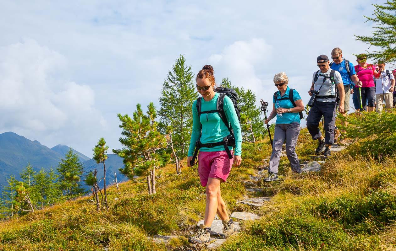 Bad Gastein kesällä  Viisi vinkkiä Itävallan monipuolisimpaan ... 192f847f9f