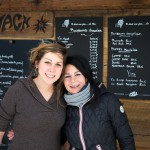 sainte foy tarentaise snack bar staff