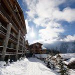 sainte foy the peak ski lodge