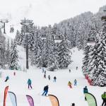 3 valleys courchevel 1550m gondola