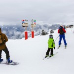 3 valleys courchevel ski resort