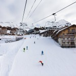 3 valleys val thorens ski center