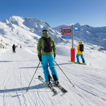 3 valleys val thorens ski area