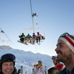 3 valleys val thorens slope party