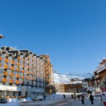 3 valleys val thorens center