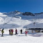 3 valleys val thorens peyron sommet des 3 vallees