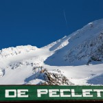 3 valleys val thorens glacier de peclet