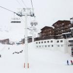 3 valleys val thorens ski village