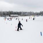 parra snowpark lapsille