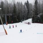 parra snowpark lastenrinne
