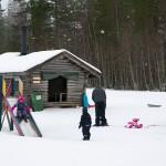 parra snowpark grillikatos leikkipaikka
