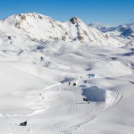 sierre-anniviers grimentz skier cross track