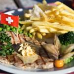 sierre-anniviers grimentz terrace food